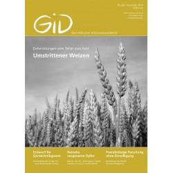 Gen-ethischer Informationsdienst 239