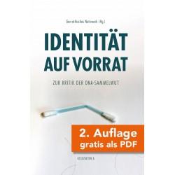 Identität auf Vorrat 2. Auflage