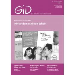 Gen-ethischer Informationsdienst 242
