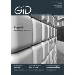 Gen-ethischer Informationsdienst 246