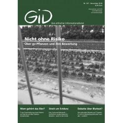 Gen-ethischer Informationsdienst 247