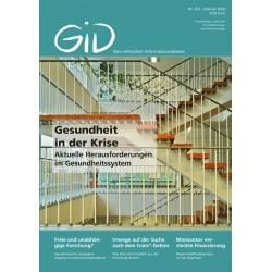 Gen-ethischer Informationsdienst 252